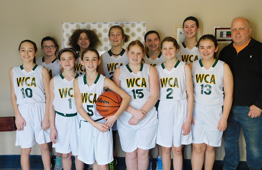 5th-8th Girls Basketball