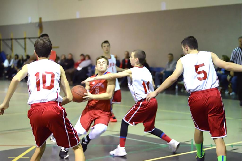 HEARTS 9th-12th Boys Basketball
