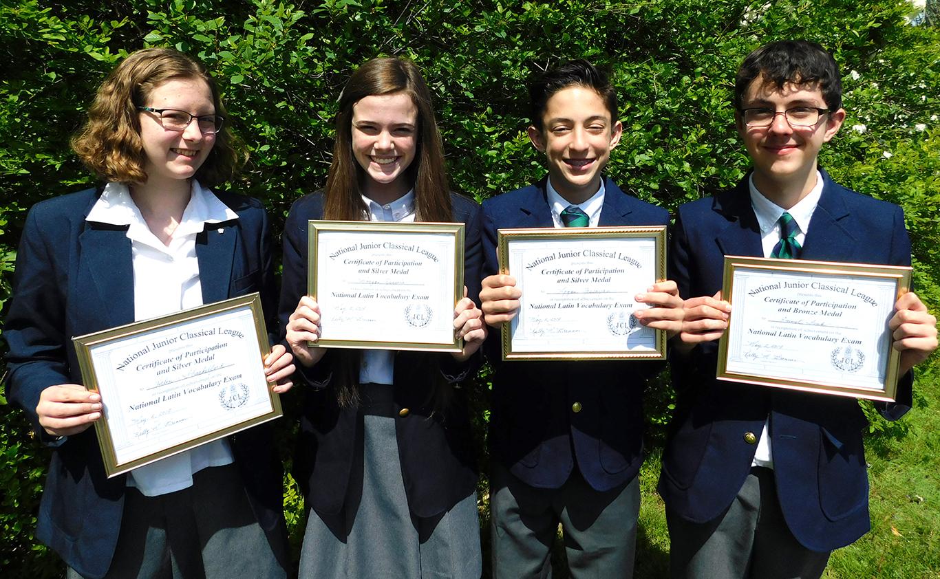 Latin Award Winners