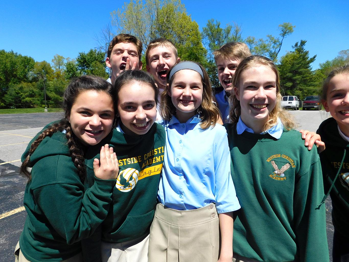 Seventh Graders