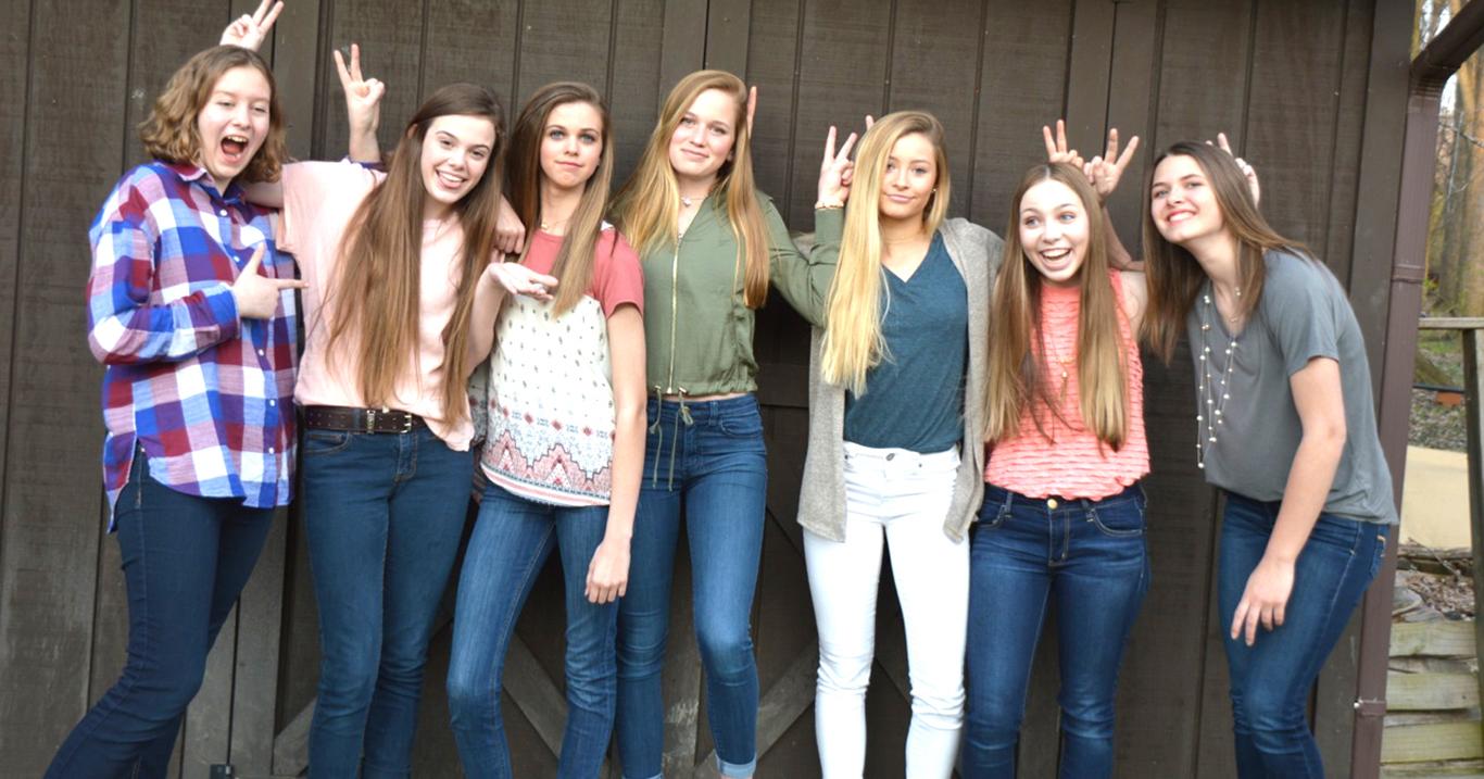 9th Grade Girls