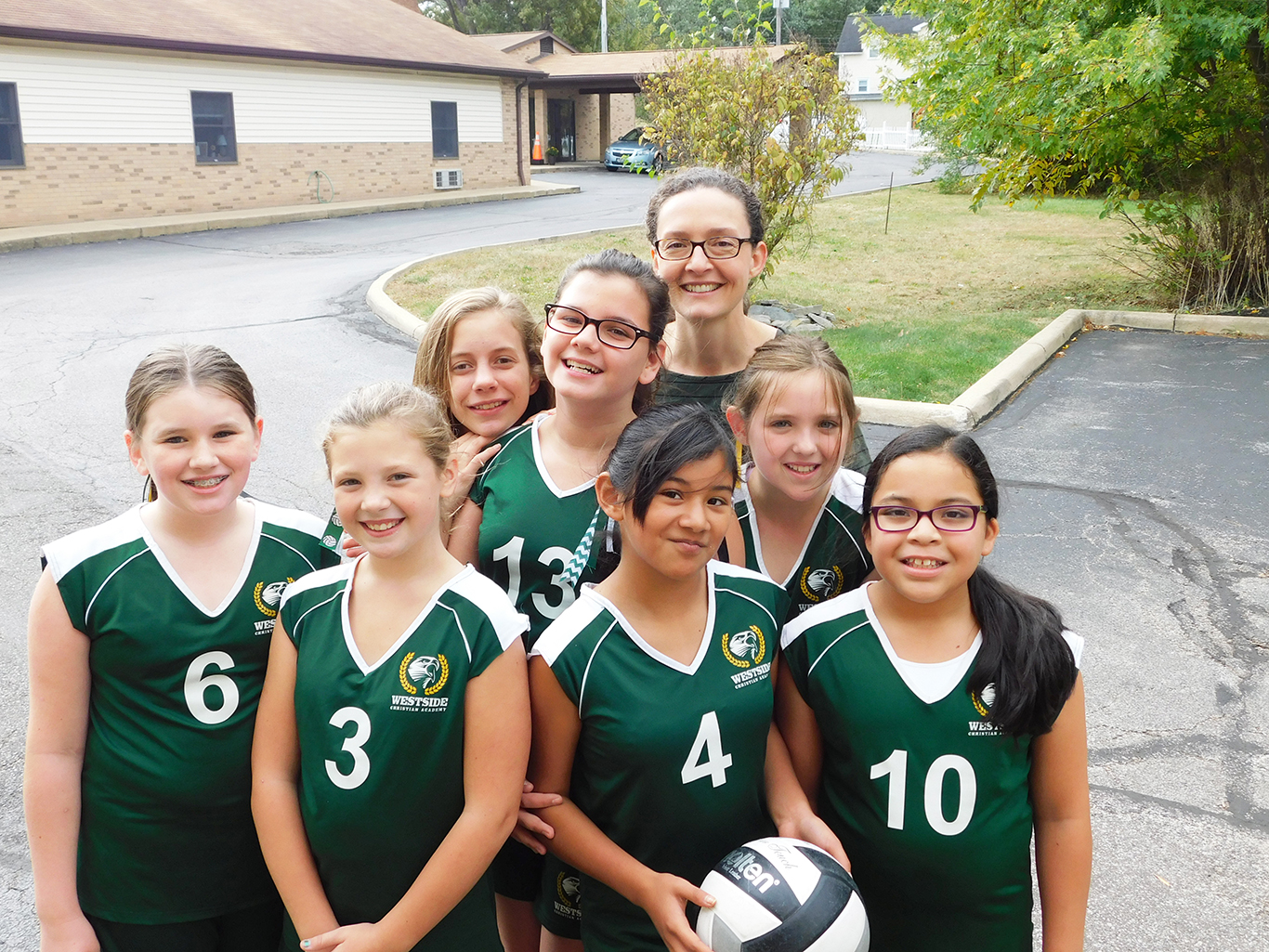 5th/6th Volleyball Team