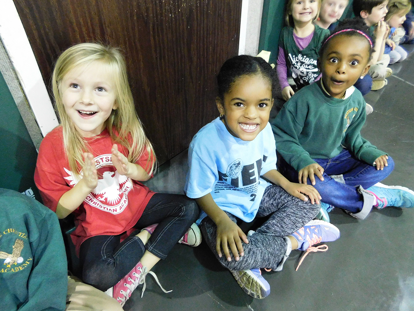 Kindergarten Spirit!