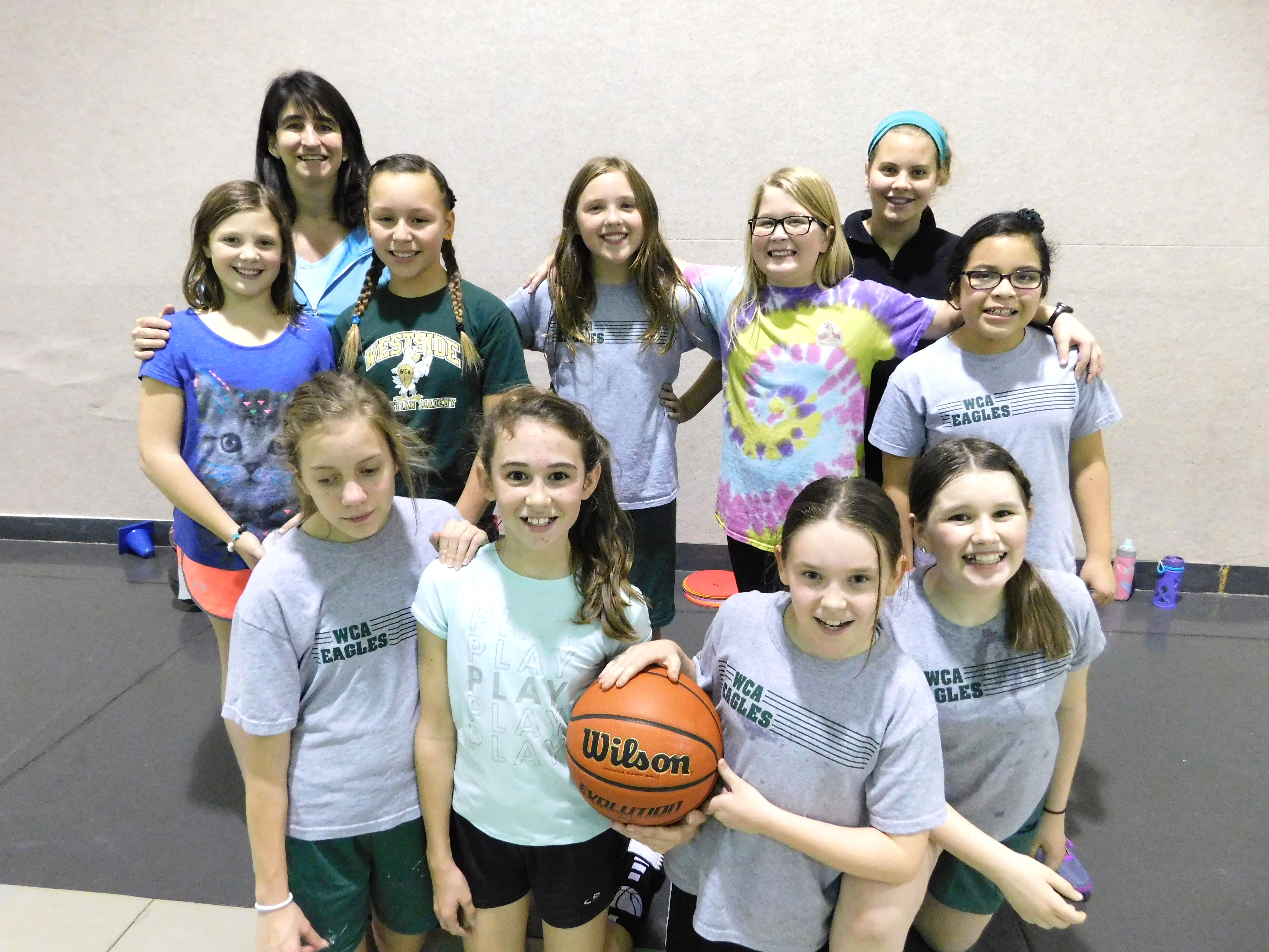 5th/6th Girls Basketball Team
