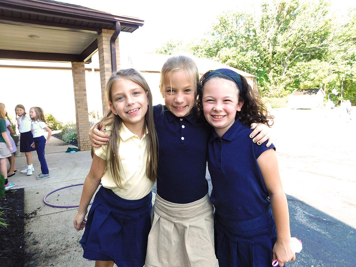 Third Grade Friends