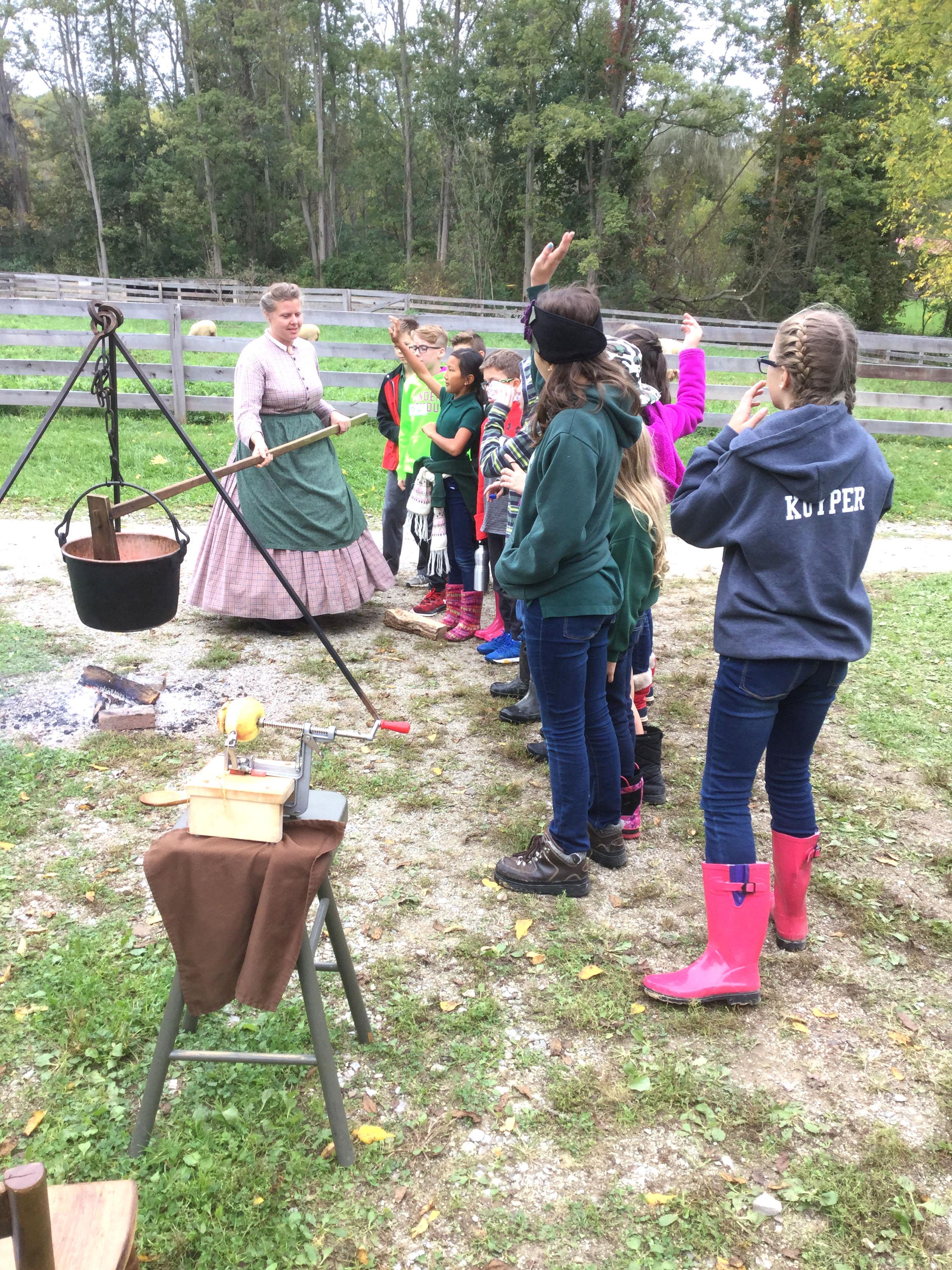 Fifth Grade Field Trip