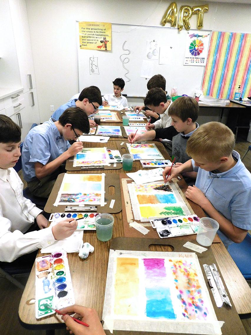 Upper School Art