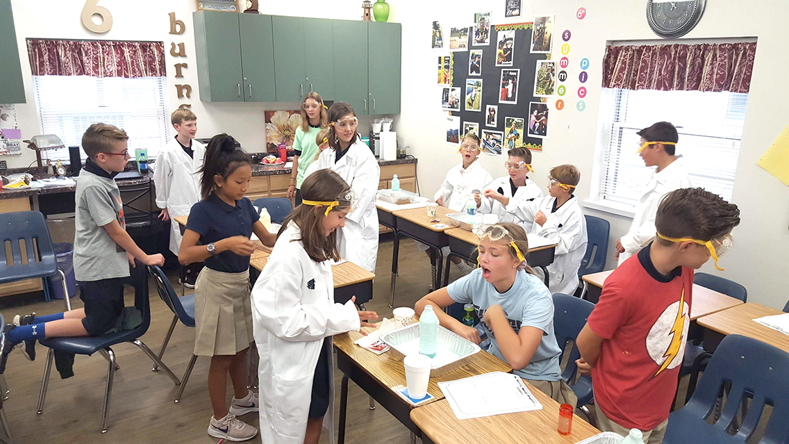 Sixth Grade Science