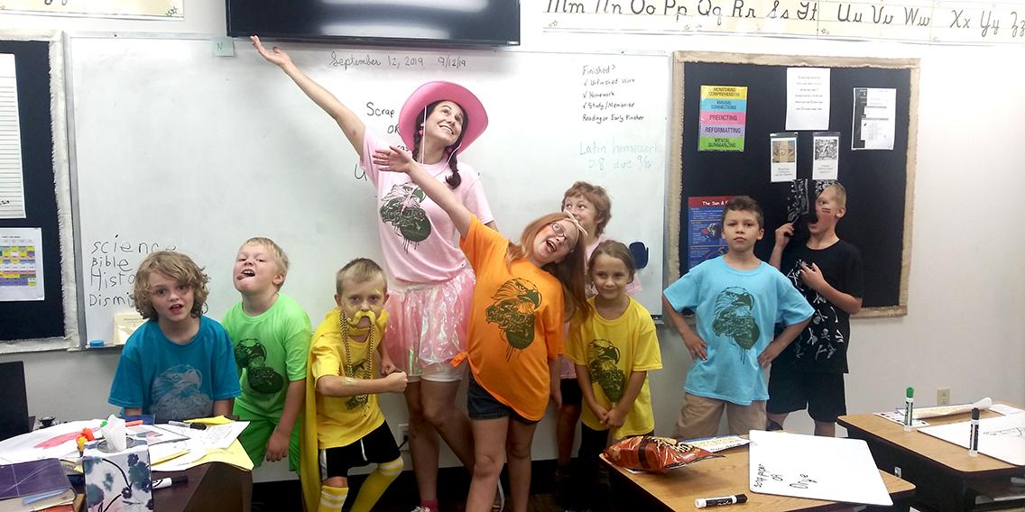 Third Grade Field Day