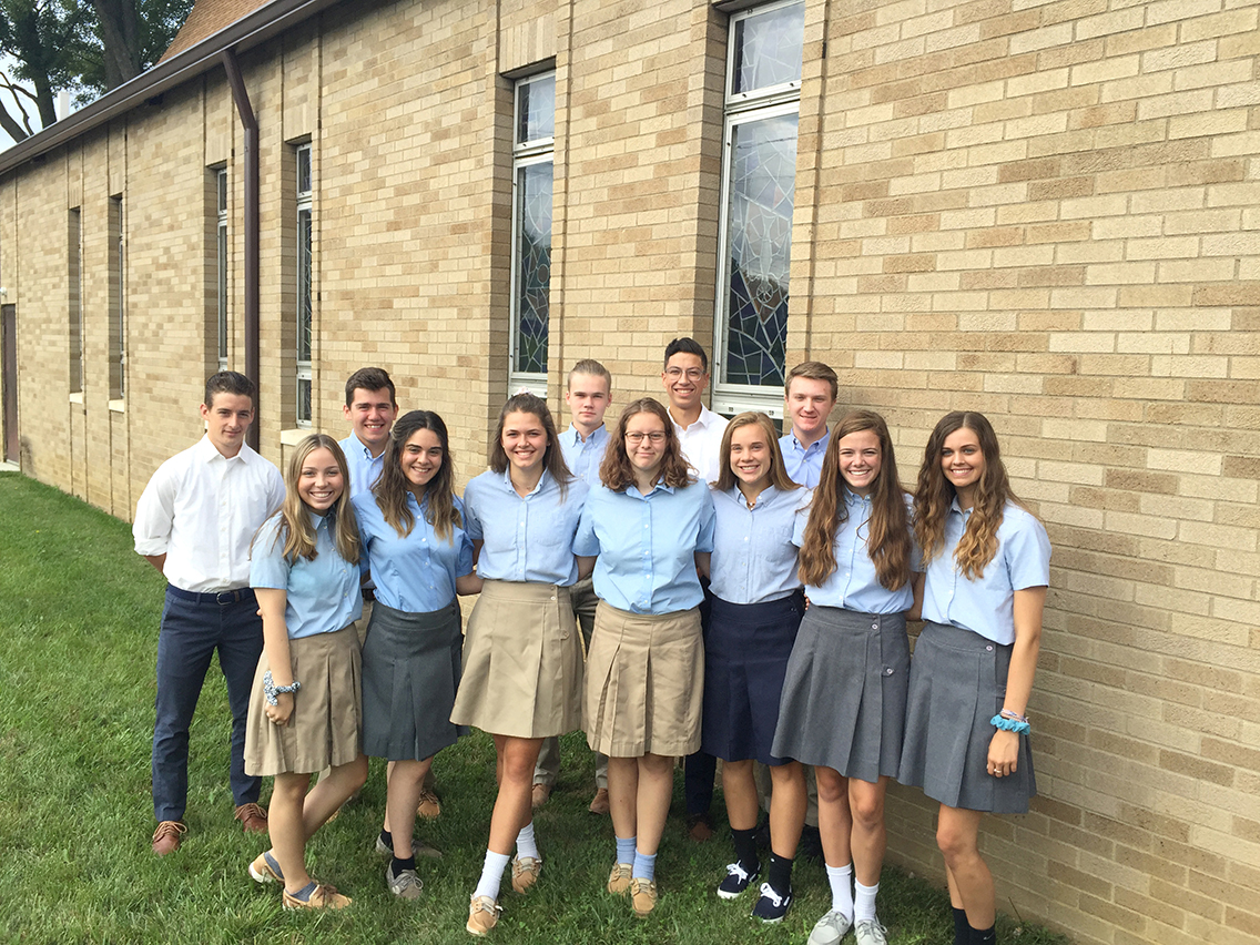 First Day of School - Seniors
